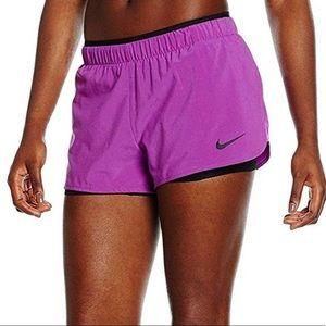 Women's Dri-Fit Full Flex 2 in One Running Shorts